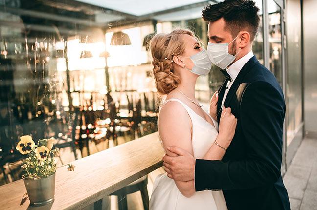 casamento em tempos de pandemia
